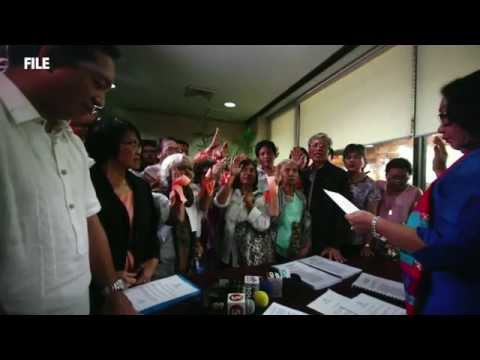 3rd impeach raps vs Aquino, this time over military deal