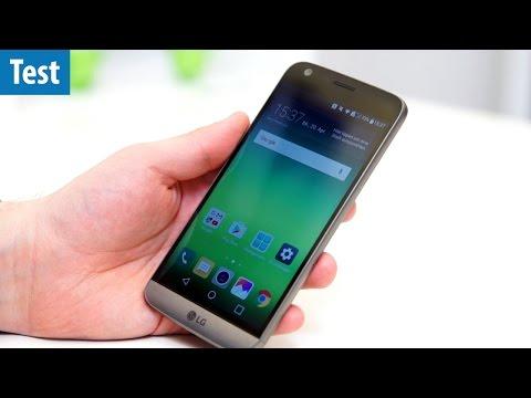 LG G5 im Test - Die modulare Zukunft verzögert sich | deutsch / german