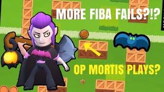 750+ MORTIS GAMEPLAY! / Brawl Ball Gameplay / Brawl Stars