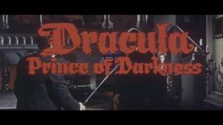 Trailer: Dracula, Prince of Darkness (1966)