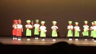 2016年-新界婦孺福利會元朗幼兒學校畢業表演片段-1