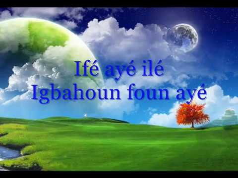 Agolo - Angelique Kidjo with lyrics