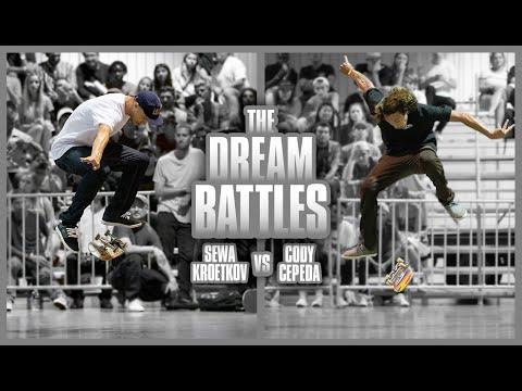 Sewa Kroetkov Vs. Cody Cepeda | The Unreleased Dream Battles