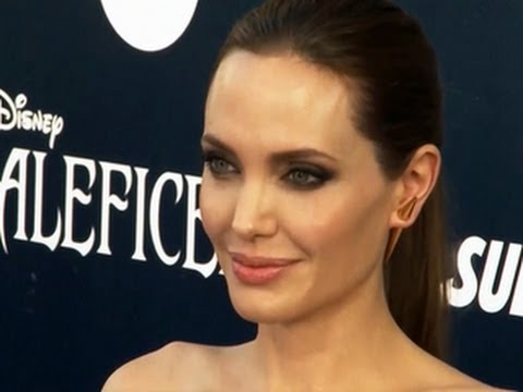 "Angelina Jolie travels to China for ""Maleficent"" premiere"