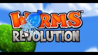 Pio Vs Worms Revolution: Punch A Worm Into A Mine! (puzzle Episode 1)