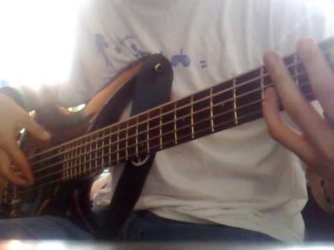 Groundation - Congressman (Bass Cover By AjBrito)