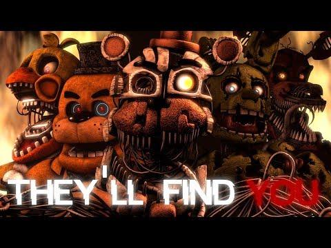 [FNAF SFM] They'll Find You (Short)