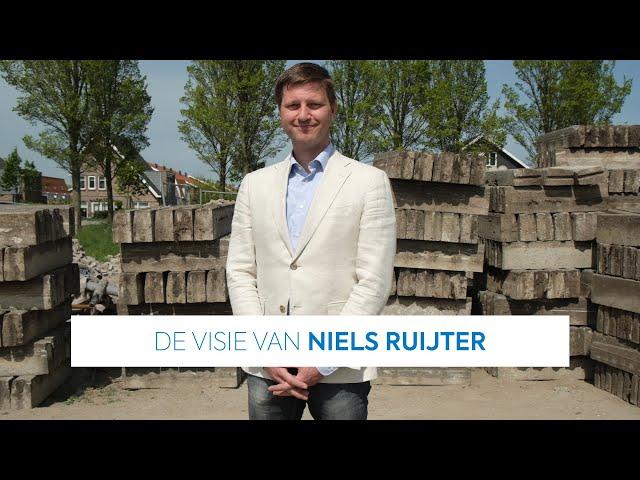 De visie van Niels Ruijter (NVTB) | Transitieteam Circulaire Bouweconomie