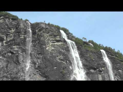 Norvegia, Alesund - Geiranger  - Dalsnibba - Sogndal