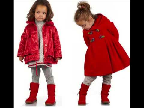 94c77cac5 winter clothes for kids - YouTube