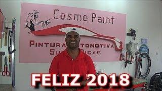 Pintura Automotiva -  Feliz 2018