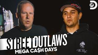 The Championship Final | Street Outlaws: Mega Cash Days