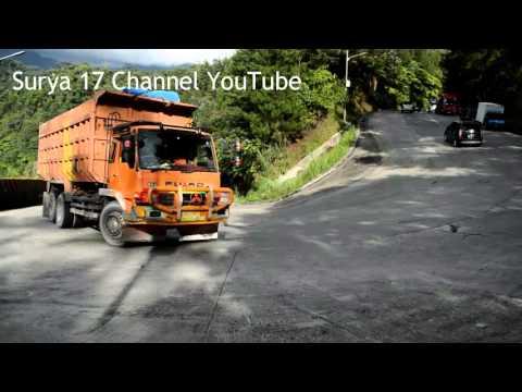 Truk Jalanan Sumatra