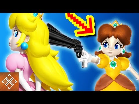 6 Seriously TERRIBLE Things Princess Daisy Has Done