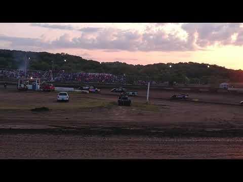 9-2-17 Peoria Speedway sblm heat #2 Matt Murphy