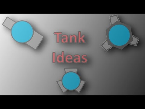 Diep.io: Ideas for New Tanks!