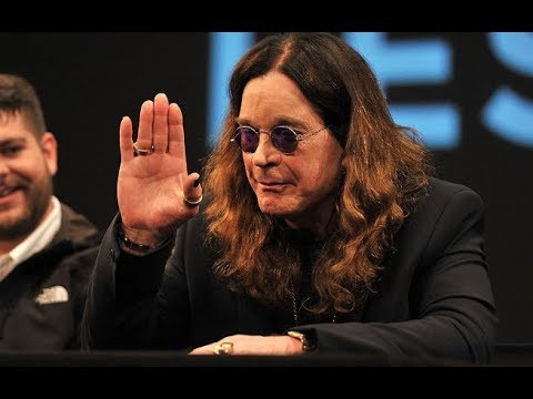 Ozzy Osbourne Makes Terrible Touring Announcement For 2020