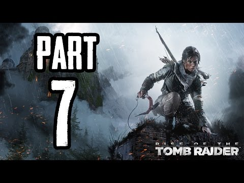 ► Rise of the Tomb Raider | #7 | Uranový důl! | CZ Lets Play / Gameplay [1080p] [PC]