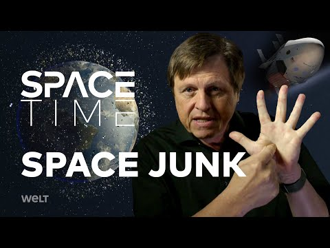 SPACE JUNK - Fast And Dangerous | SPACETIME - SCIENCE SHOW