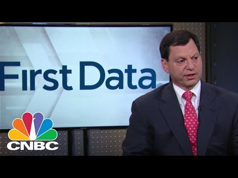 First Data Corp. CEO: Chasing Fast Growth | Mad Money | CNBC