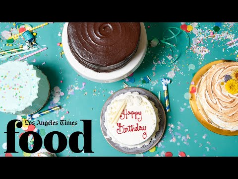 9 Los Angeles Bakeries For Great Birthday Cakes