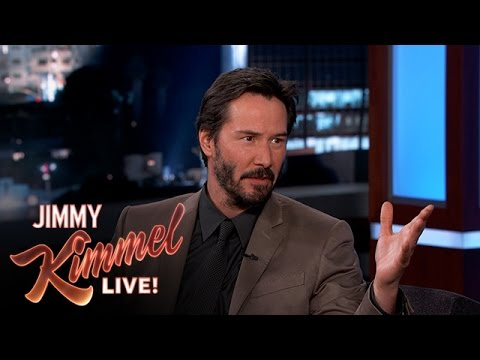 Keanu Reeves on