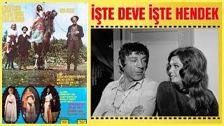 İşte Deve İşte Hendek - Eski Türk Filmi Tek Parça  Restorasyonlu