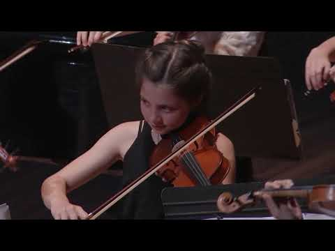 VSO School Of Music Suzuki String Group @ The Orpheum, Vancouver