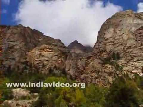Gangotri and the Himalayas