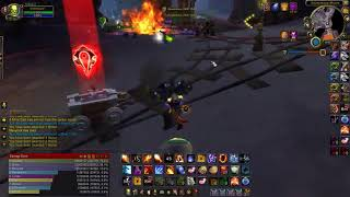 Fire Mage 7.3 PVP