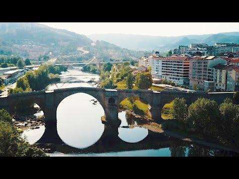 OURENSE, SPAIN | DJI MAVIC PRO (4K)