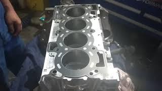 Ремонт двигателя Ниссан Кашкай Х-треил mr20de