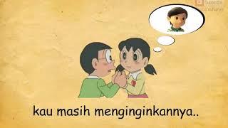 Asal kau bahagia lyirics (nobita dan shizuka)