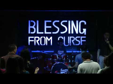 Rev.David Lah BLESSING FROM CURSE Youth Camp 14/7/2015