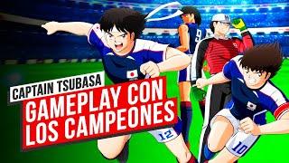 ¡YA LO HEMOS JUGADO! Captain Tsubasa Rise of new Champions: VUELVE CAMPEONES