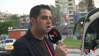 الشوالي حصريا لنوفل العواملة: رشحت المغرب والبطل يولد من رحم البطولة
