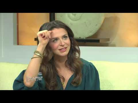 Caterina Scorsone on The Better Show