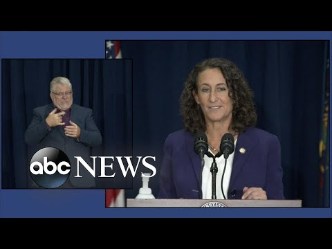 Pennsylvania election officials give update on ballot counting