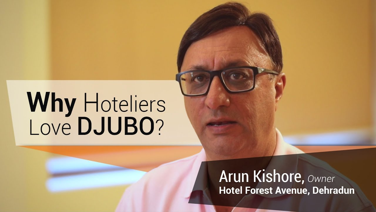 Hotel Forest Avenue - Why do Independent Hotels Love DJUBO