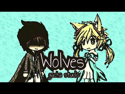 Wolves By Selena Gomez Ft. Marshmellow (my Official Music Video) Gacha Studio
