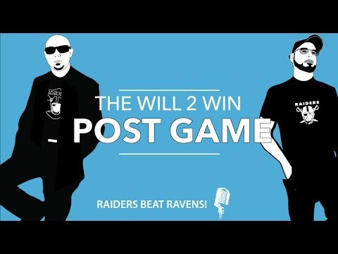 Raiders vs Ravens instant recap and review Post Game Show Oakland raiders vs Baltimore Ravens