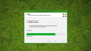 How to install directx windows 8/ 8.1