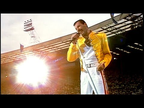 Queen - In The Lap Of The Gods: Revisited - Wembley 1986 [60 FPS]
