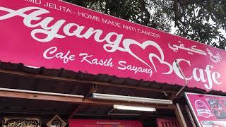Suasana Makan Di Ayang Cafe Kota Bharu Kelantan