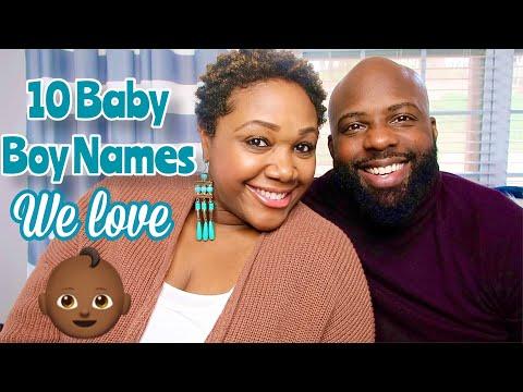 10 UNIQUE BABY BOY NAMES