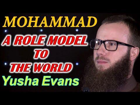 Muhammad (PBUH) The Role Model for the World - Yusha Evans [Scandinavia 2016]