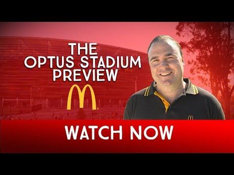 Optus Stadium Preview - Round 6 - Fremantle v West Coast Eagles