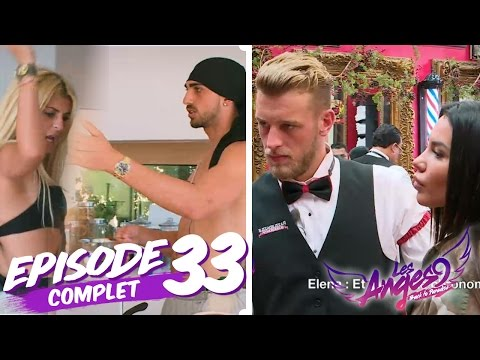💸 Les Anges 9  (Replay) - Episode  33 : Mélanie vexée par Anthony ? / Jordan sous pression