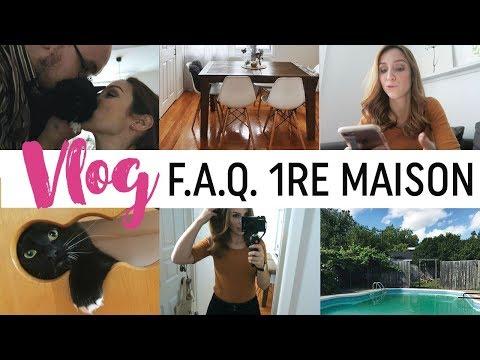 Vlog #90 - FAQ MAISON (1 an propriétaires)