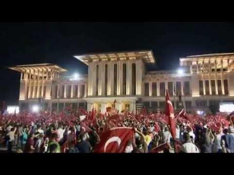 """""""İhanet Nöbetini FETÖ Bırakıyor PKK Devralıyor, PKK Bırakıyor DAEŞ Devralıyor"""""""